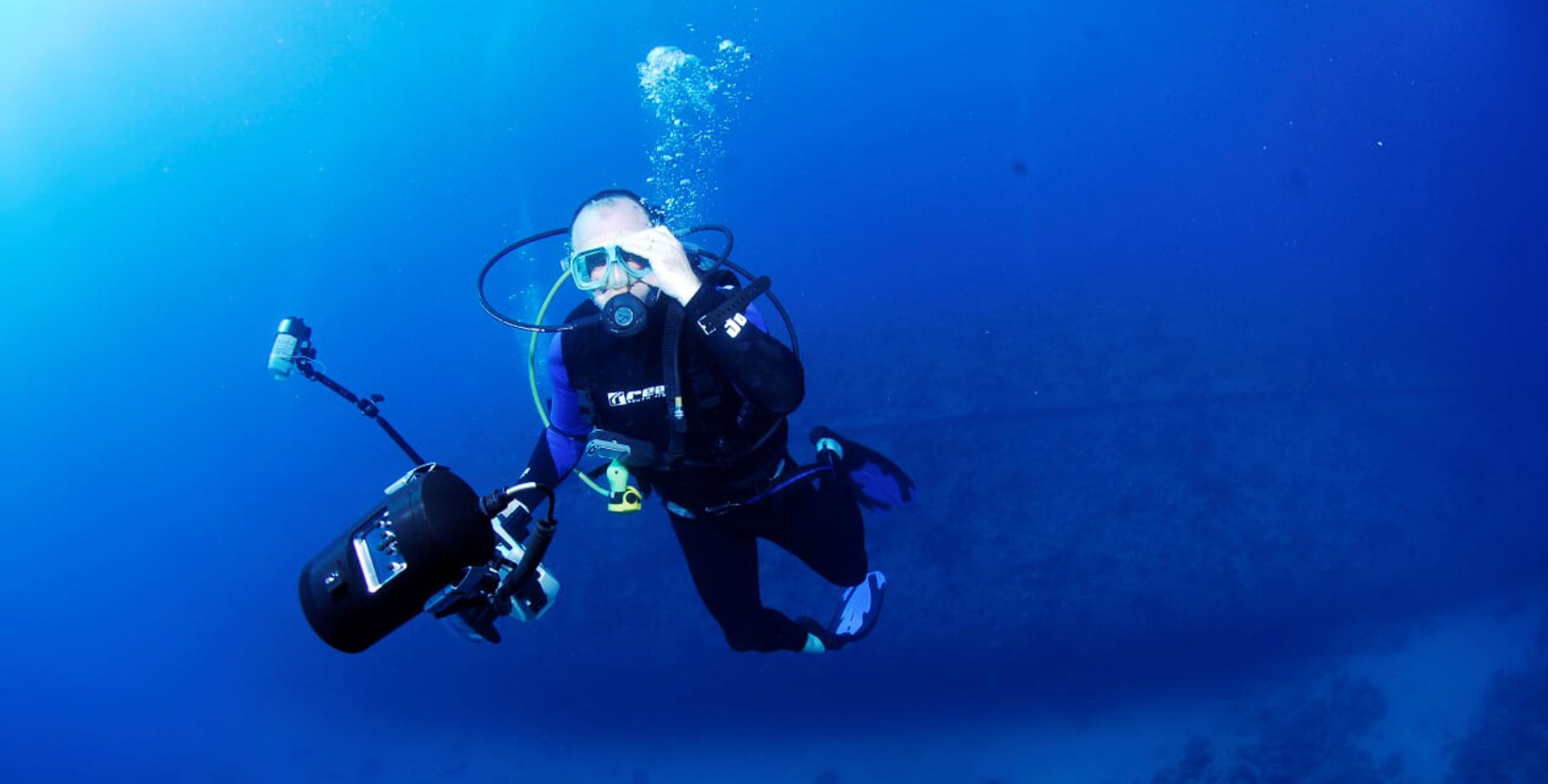 CMAS Underwater Photography Diver Training Programme