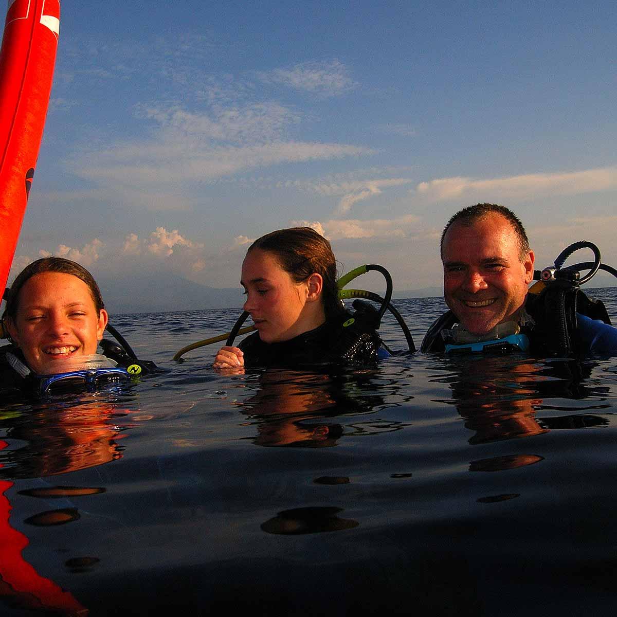 CMAS Junior Diver Training Programme