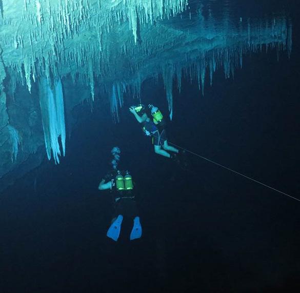Cave Diver II