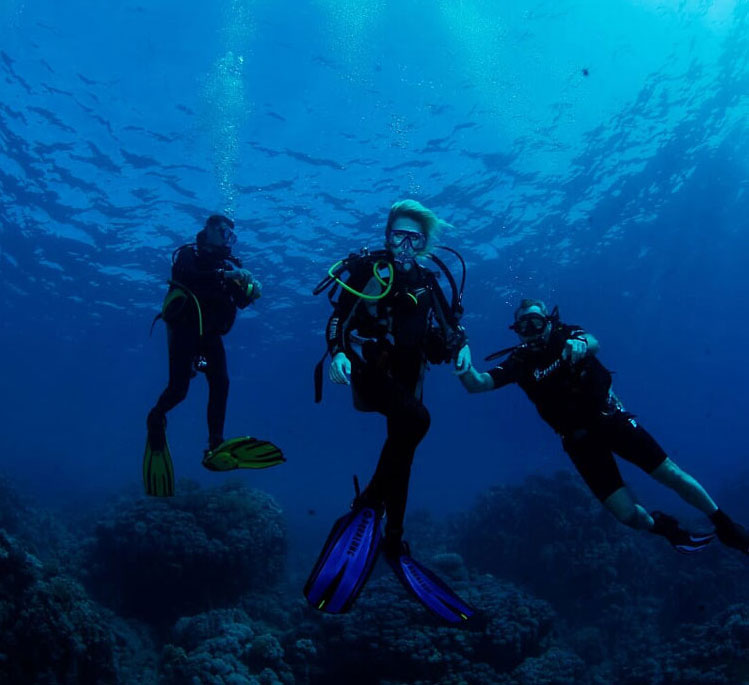 CMAS Three Star Diver Training Programme